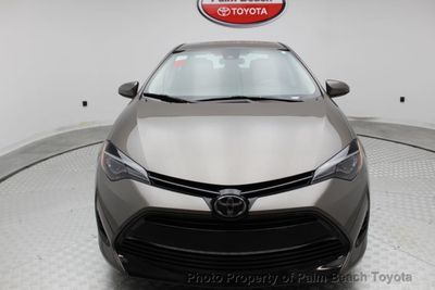 2018 Toyota Corolla LE CVT Sedan - Click to see full-size photo viewer