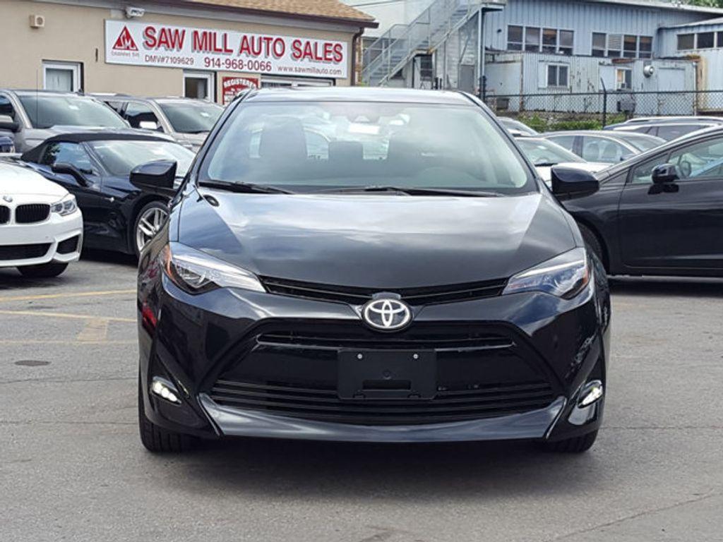 2018 Toyota Corolla Le Premium W Moonroof 17843902 2