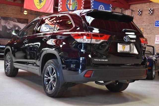 2018 Toyota Highlander Hybrid Le V6 Awd 18756475 2