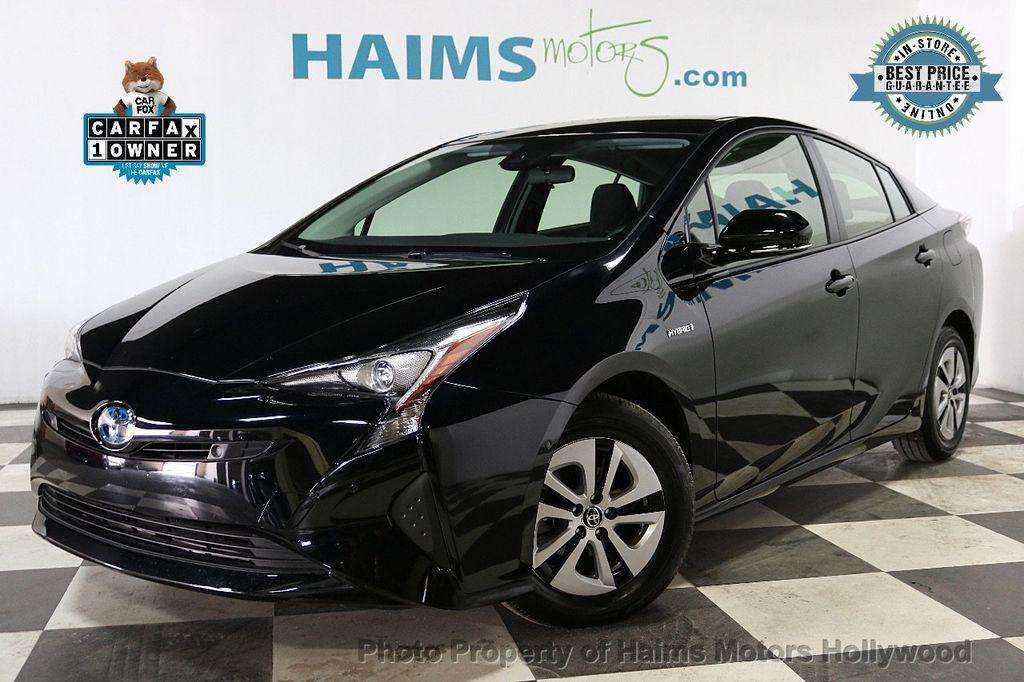 2018 Toyota Prius  - 18271897 - 0