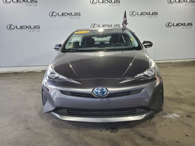 2018 Toyota Prius Four Sedan - Click to see full-size photo viewer