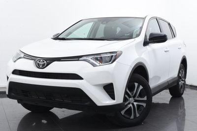 2018 Toyota RAV4 LE AWD SUV