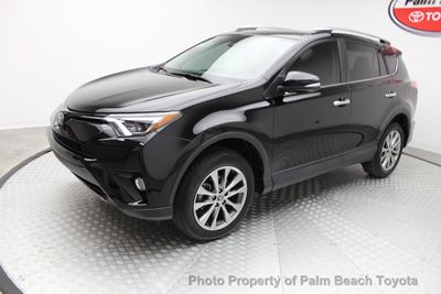 2018 Toyota RAV4 Limited FWD SUV - Click to see full-size photo viewer