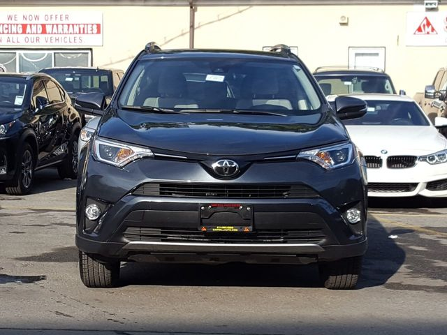 2018 Used Toyota Rav4 Xle Awd At Saw Mill Auto Serving Yonkers