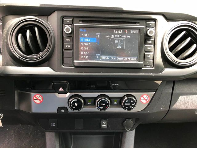 2018 Toyota Tacoma SR5 Double Cab 5' Bed I4 4x2 Automatic - Click to see full-size photo viewer