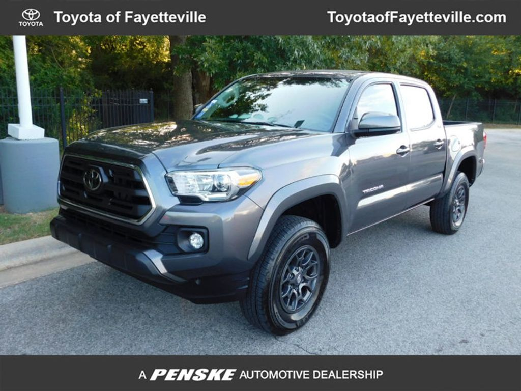 Dealer Video - 2018 Toyota Tacoma SR5 Double Cab 5' Bed V6 4x2 Automatic - 18151203