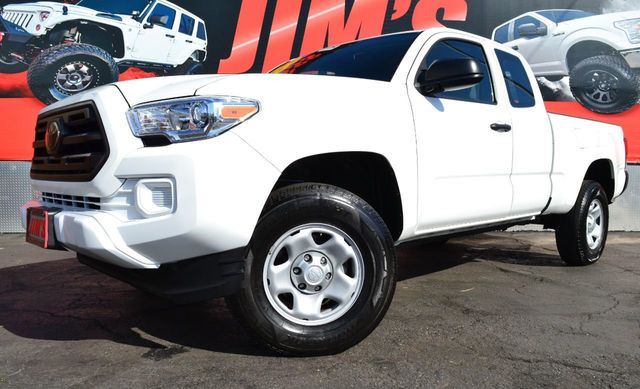 Toyota For Sale By Owner >> 2018 Toyota Tacoma Sr Access Cab Only 24k Mi 1 Owner Pristine Cond Truck Extended Cab Long Bed For Sale Fontana Ca 20 995 Motorcar Com