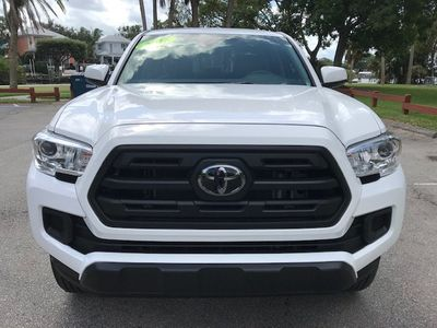 2018 Toyota Tacoma SR Double Cab 5' Bed I4 4x2 Automatic - Click to see full-size photo viewer