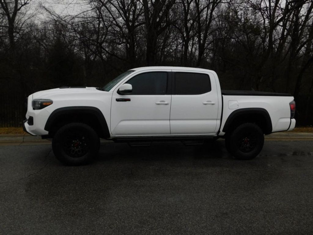 2018 Toyota Tacoma TRD Pro Double Cab 5' Bed V6 4x4 Automatic - 18495783 - 1