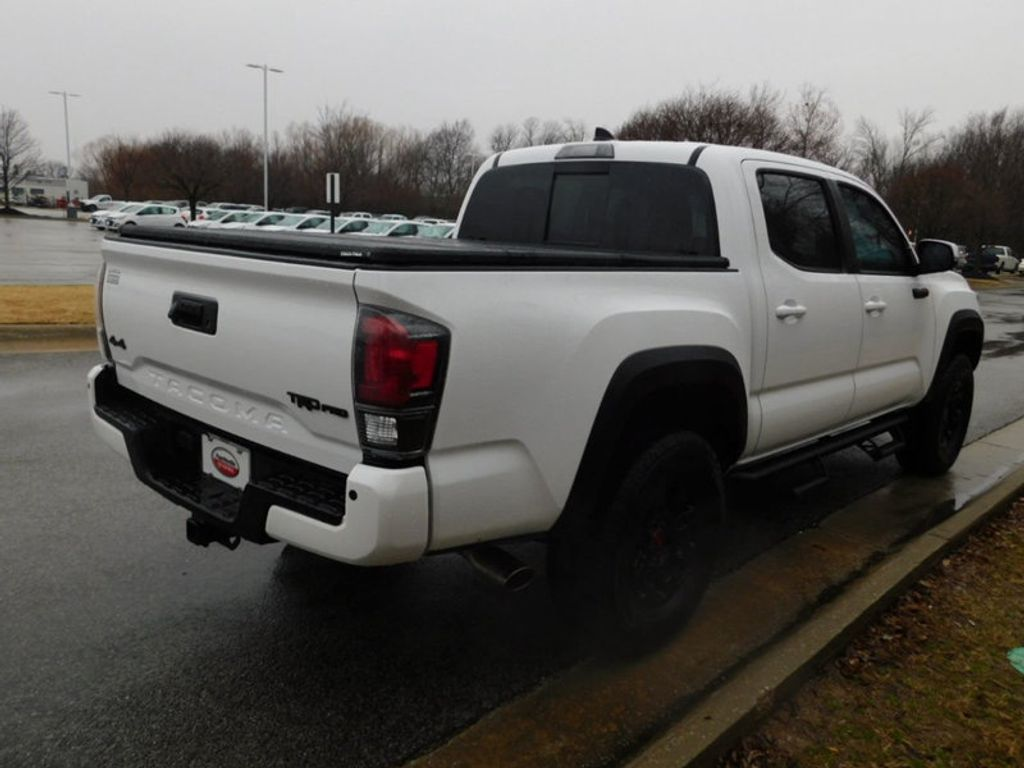 2018 Toyota Tacoma TRD Pro Double Cab 5' Bed V6 4x4 Automatic - 18495783 - 2