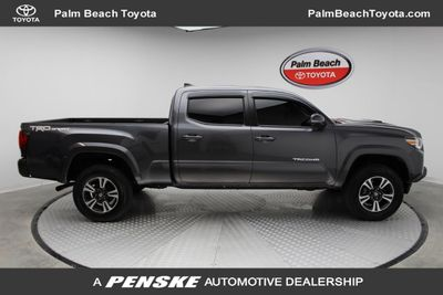 2018 Toyota Tacoma TRD Sport Double Cab 6' Bed V6 4x2 Automatic Truck Crew Cab Long Bed