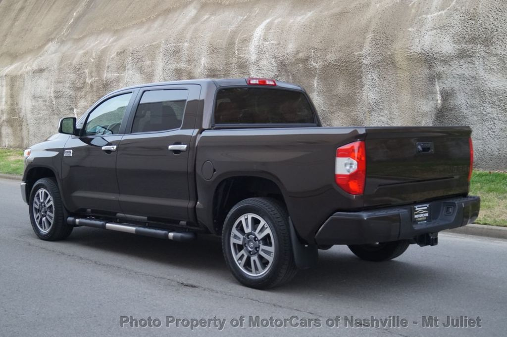 2018 Toyota Tundra 2WD 1794 Edition CrewMax 5.5' Bed 5.7L - 18712573 - 11
