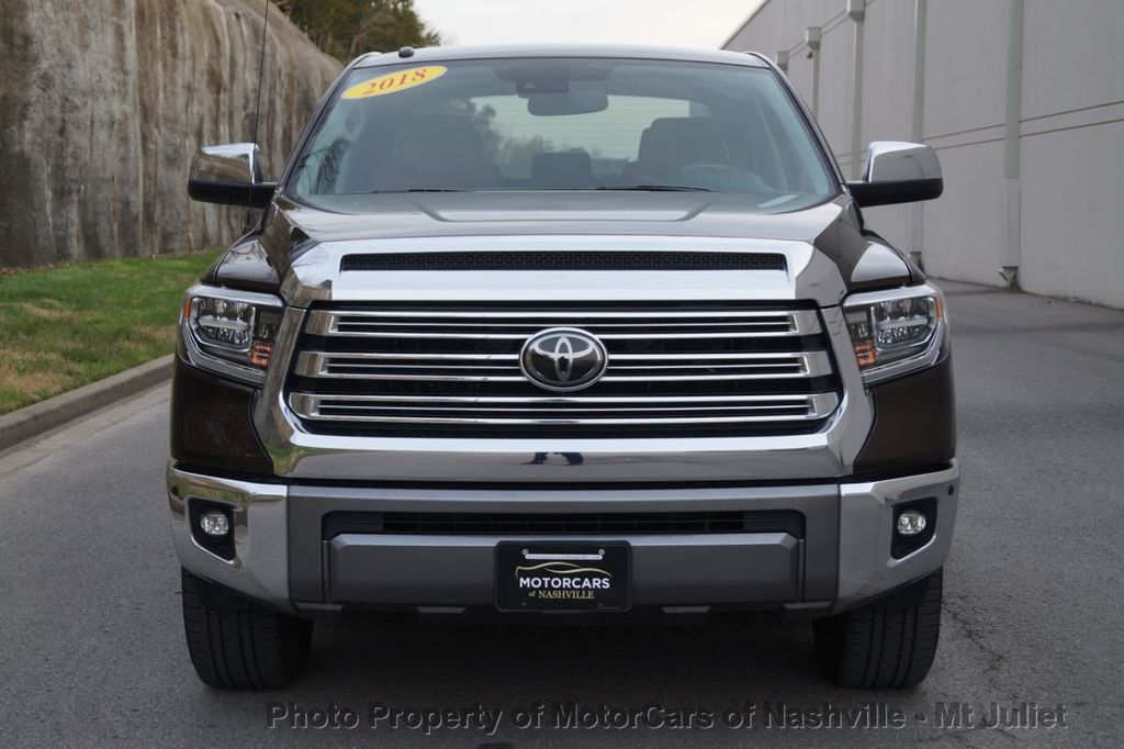 2018 Toyota Tundra 2WD 1794 Edition CrewMax 5.5' Bed 5.7L - 18712573 - 3