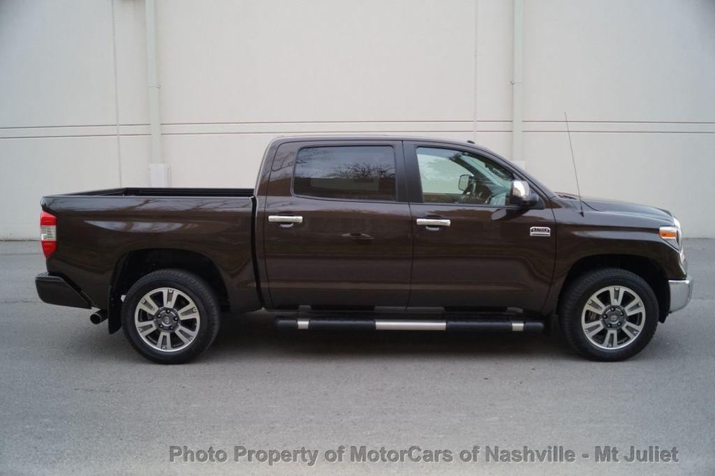 2018 Toyota Tundra 2WD 1794 Edition CrewMax 5.5' Bed 5.7L - 18712573 - 6