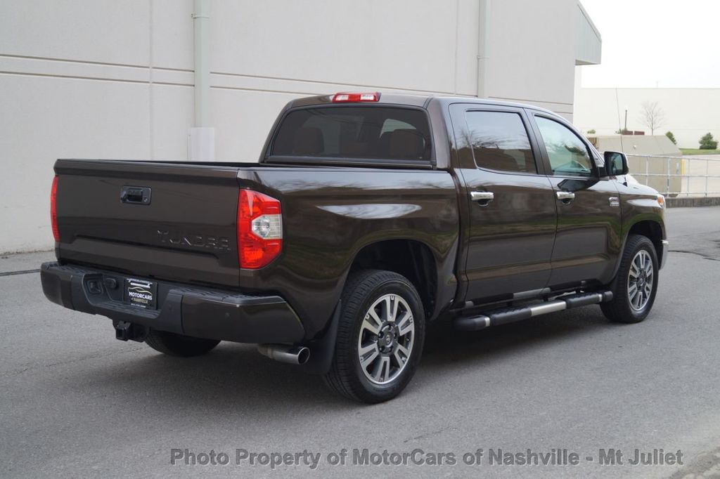 2018 Toyota Tundra 2WD 1794 Edition CrewMax 5.5' Bed 5.7L - 18712573 - 7