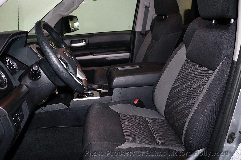 2018 Toyota Tundra 2WD SR5 CrewMax 5.5' Bed 4.6L - 18315712 - 17