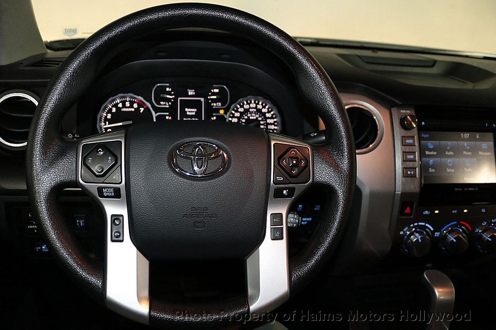 2018 Toyota Tundra 2WD SR5 CrewMax 5.5' Bed 4.6L - 18315712 - 28