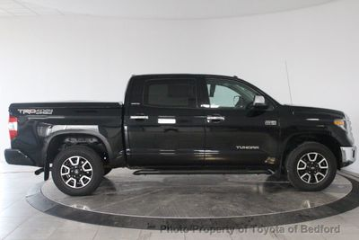 2018 Toyota Tundra 4WD Limited CrewMax 5.5' Bed 5.7L FFV Truck Crew Cab Short Bed - Click to see full-size photo viewer