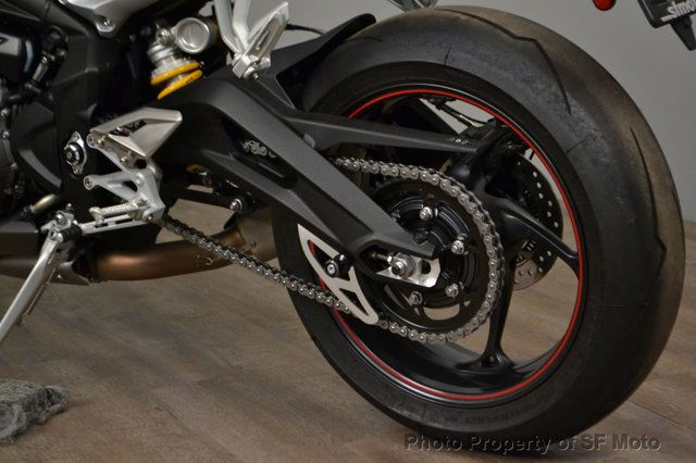 2018 Triumph Street Triple RS Less than 1900 miles - 19100160 - 53
