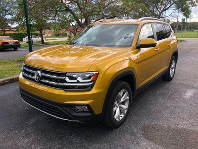 2018 Volkswagen Atlas 3.6L V6 SE FWD SUV