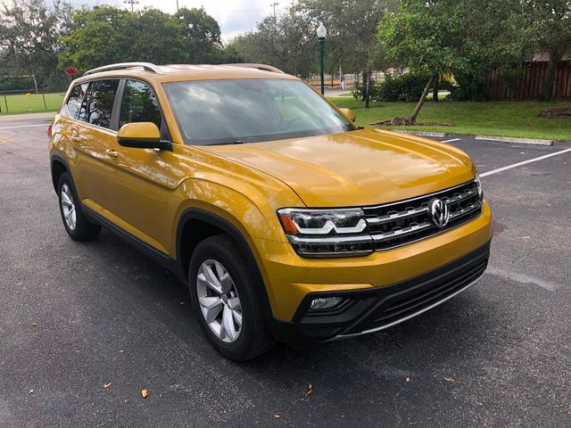 2018 Volkswagen Atlas 3.6L V6 SE FWD - Click to see full-size photo viewer