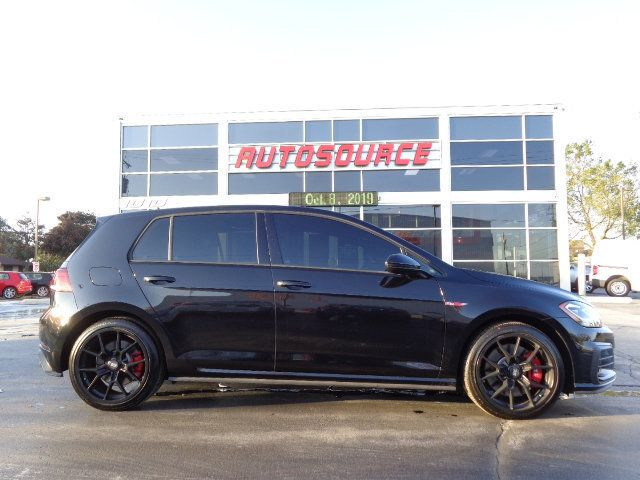 2018 Golf Gti >> 2018 Used Volkswagen Golf Gti 2 0t 4 Door Se Manual At Autosource Motors Inc Serving Milwaukee Wi Iid 19406528