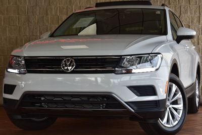 Used Suv For Sale By Owner >> Used Volkswagen Tiguan At Driven Auto Sales Serving Burbank Il