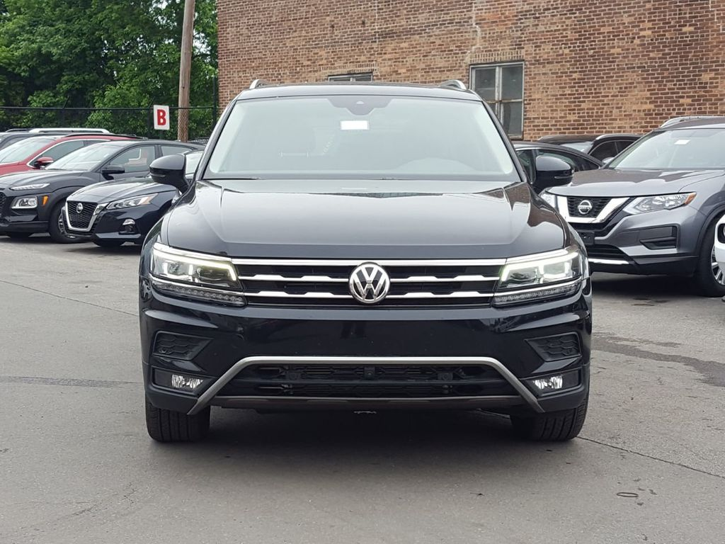 2018 Volkswagen Tiguan (Easy Fix) 2.0T SEL Premium FWD w/Panoramic Roof - 18381811 - 1