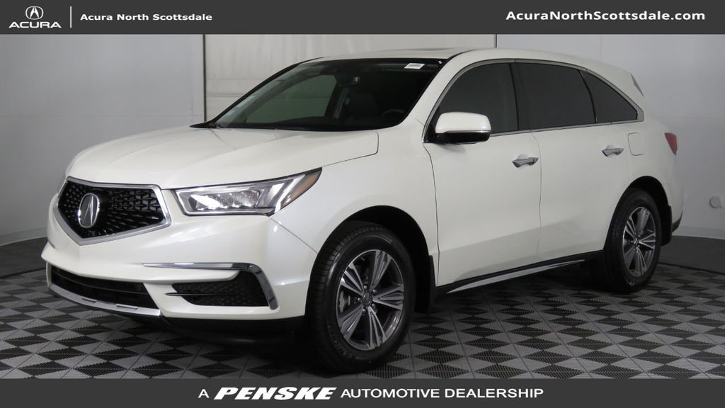 2019 Acura MDX COURTESY VEHICLE  - 18096301 - 0