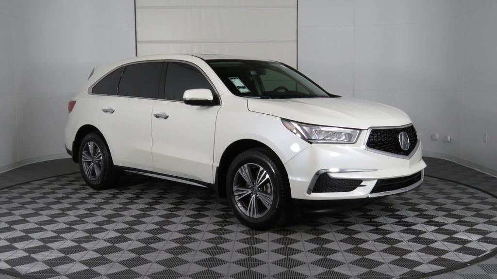 2019 Acura MDX COURTESY VEHICLE  - 18096301 - 2
