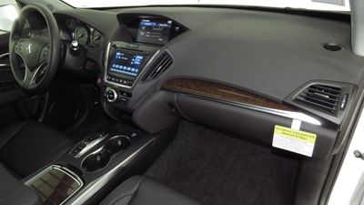 2019 Acura MDX COURTESY VEHICLE SUV - Click to see full-size photo viewer