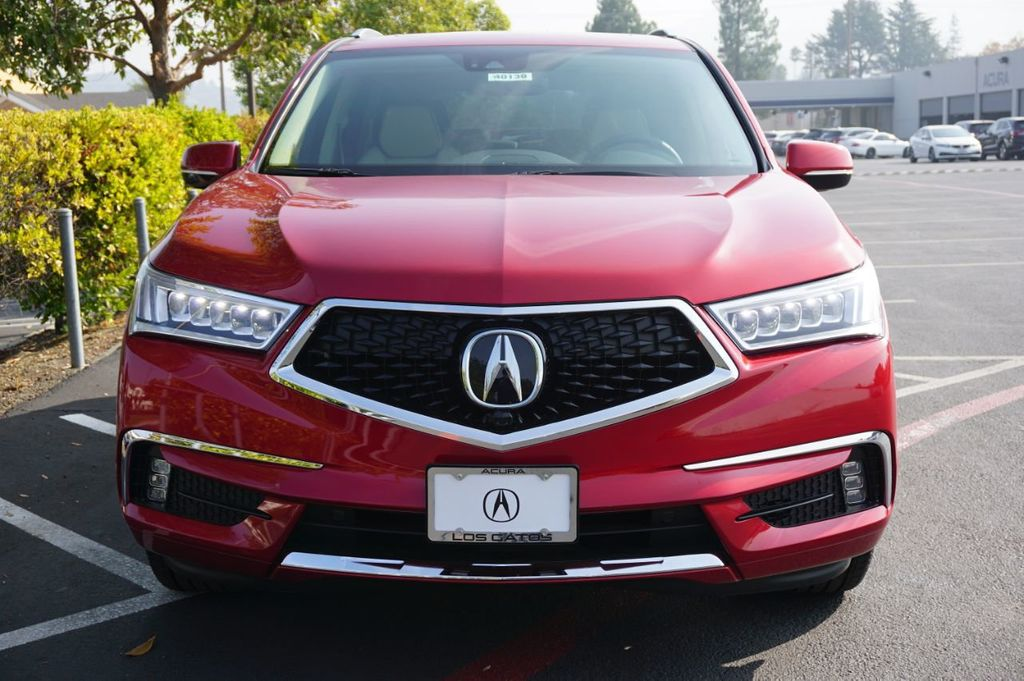 2019 Used Acura MDX SH-AWD w/Advance Pkg at Penske Auto Sales California  Serving The Bay Area and Central Valley, CA, IID 18518369