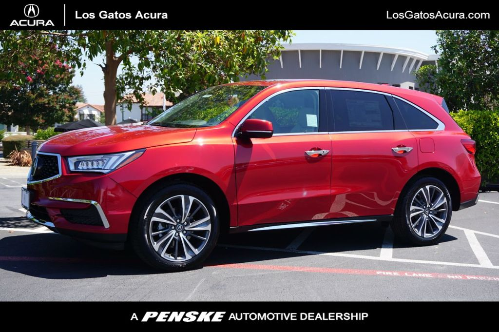2019 Used Acura Mdx Sh Awd W Technology Pkg At Mini Of Marin Serving Corte Madera Bay Area Ca Iid 19008595