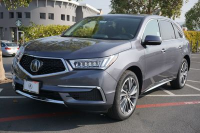2019 Acura MDX SH-AWD w/Technology Pkg SUV - Click to see full-size photo viewer