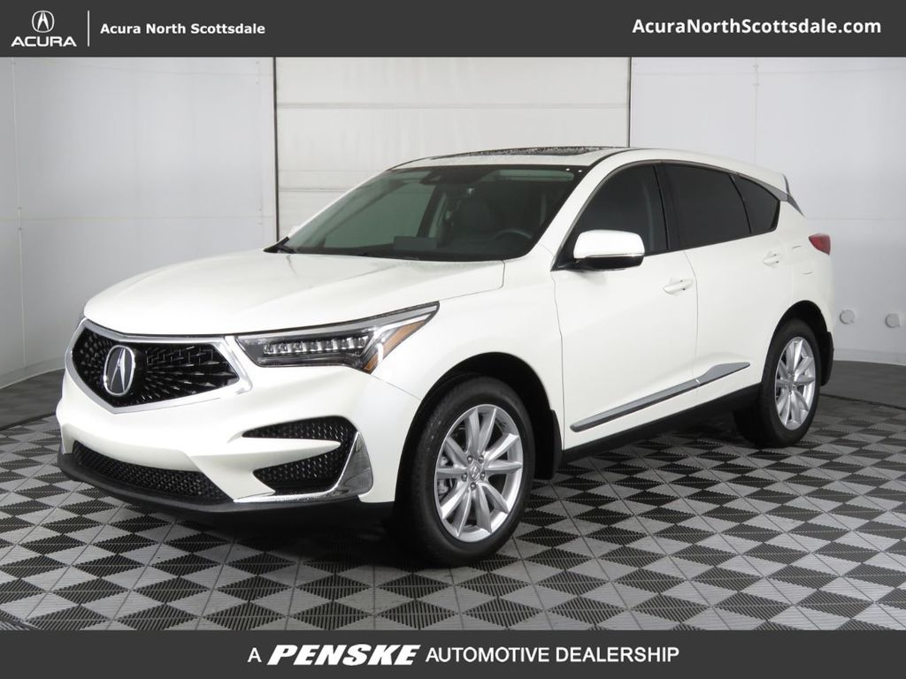 2019 Acura RDX COURTESY VEHICLE  - 18706081 - 0