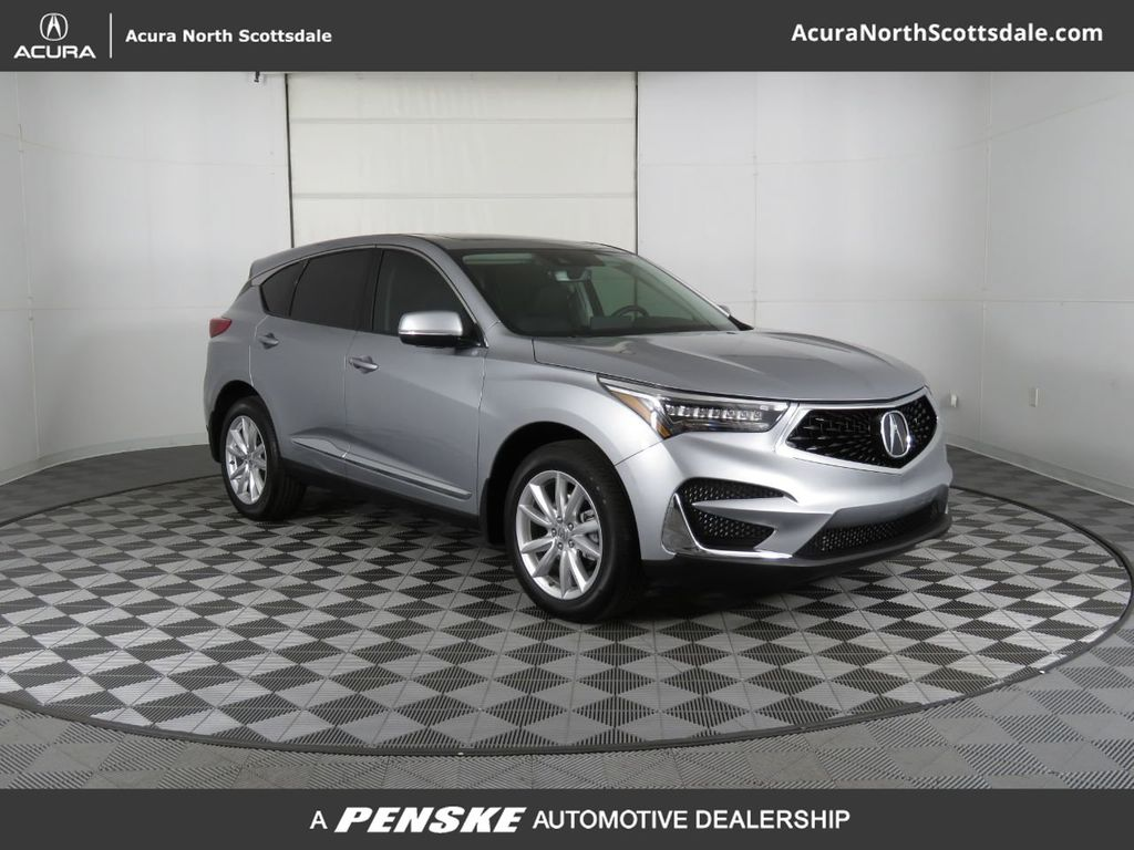 2019 Acura RDX COURTESY VEHICLE  - 18812715 - 0