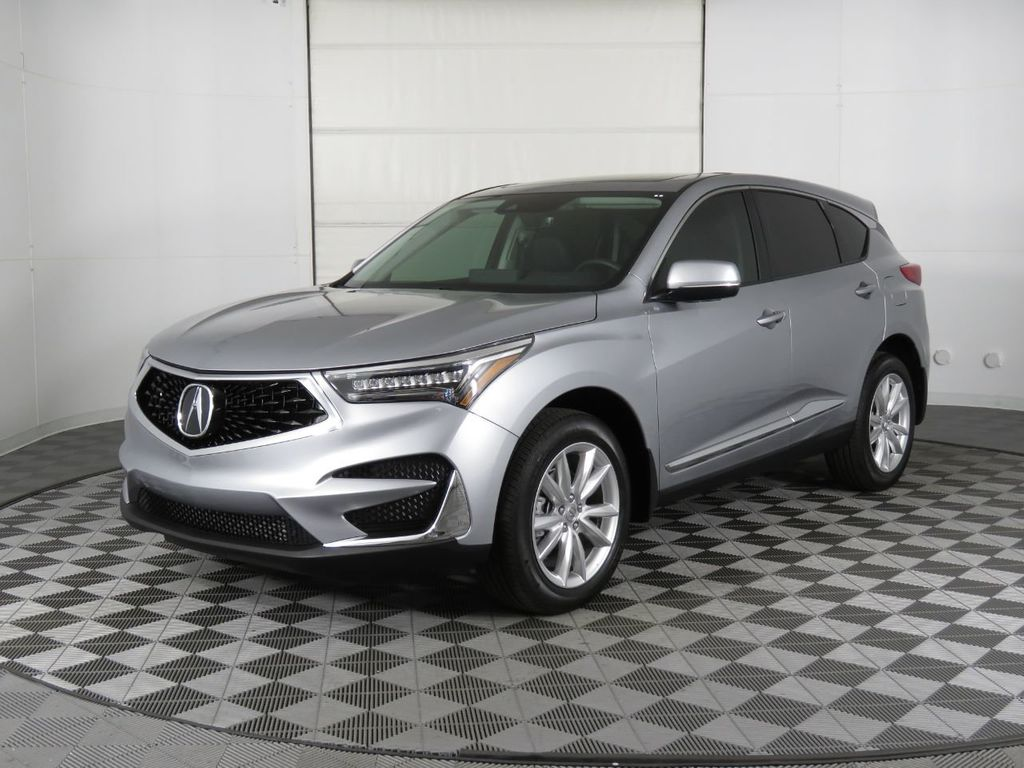 2019 Acura RDX COURTESY VEHICLE  - 18812715 - 2