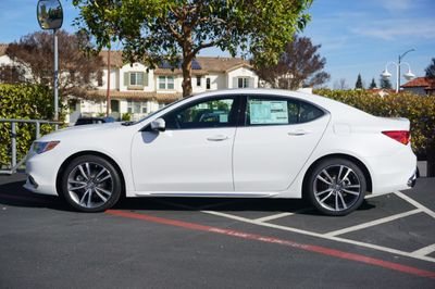 2019 Acura TLX 3.5L SH-AWD V6 TECH Sedan - Click to see full-size photo viewer