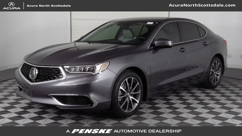 2019 Acura TLX COURTESY VEHICLE - 18137612 - 0