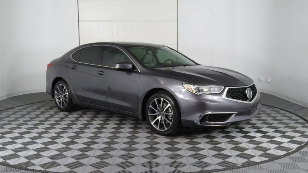 2019 Acura TLX COURTESY VEHICLE - 18180621 - 2