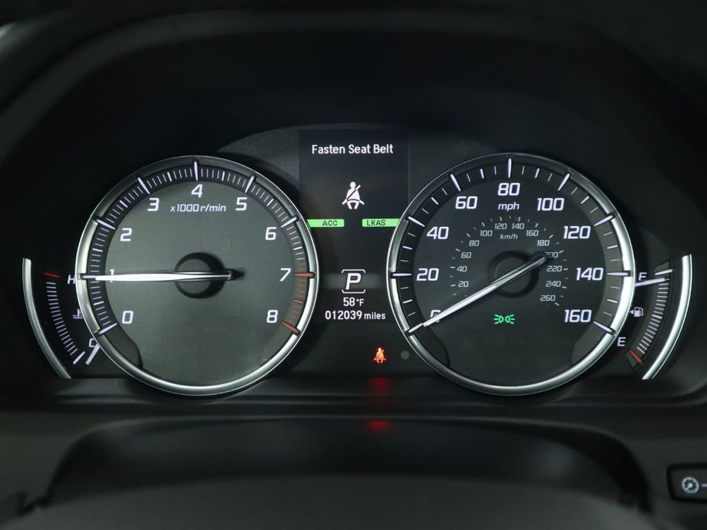 2019 Acura TLX FWD V6 - 18137612 - 34