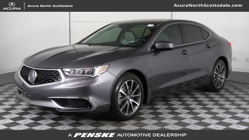 Dealer Video - 2019 Acura TLX FWD V6 - 18180621
