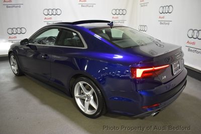 2019 Audi A5 Coupe 2.0 TFSI Premium Plus S tronic Coupe - Click to see full-size photo viewer