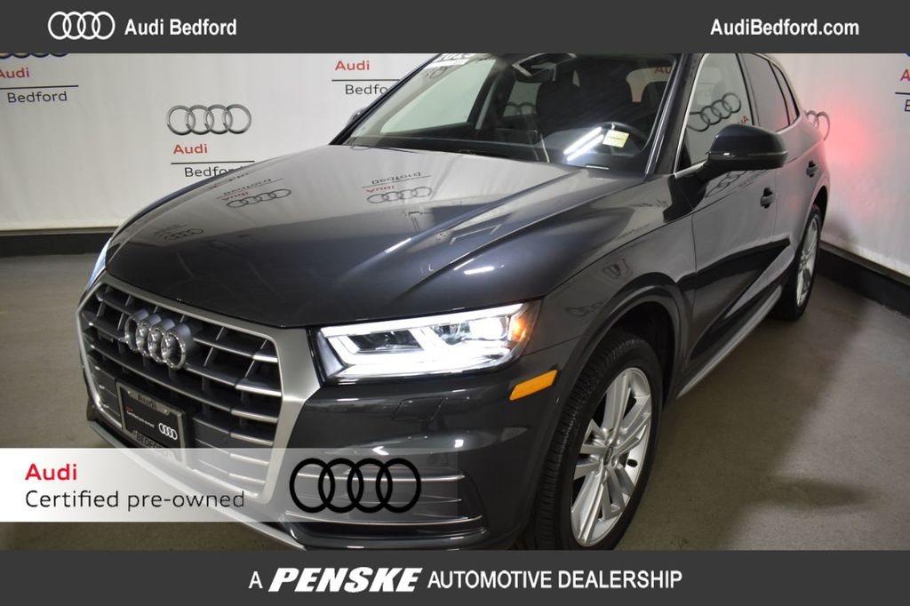 Dealer Video - 2019 Audi Q5 2.0 TFSI Premium Plus - 18621552