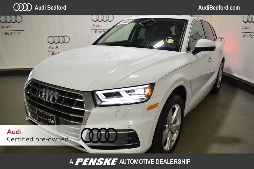2019 Used Audi Q5 PREMIUM PLUS for Sale in Bedford, OH