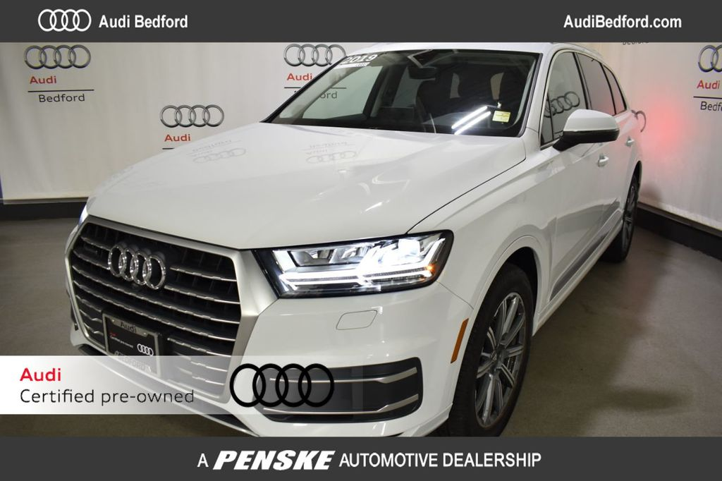 2019 Used Audi Q7 3 0 TFSI Premium Plus at Penske Cleveland Serving all of  Northeast, OH, IID 18405754