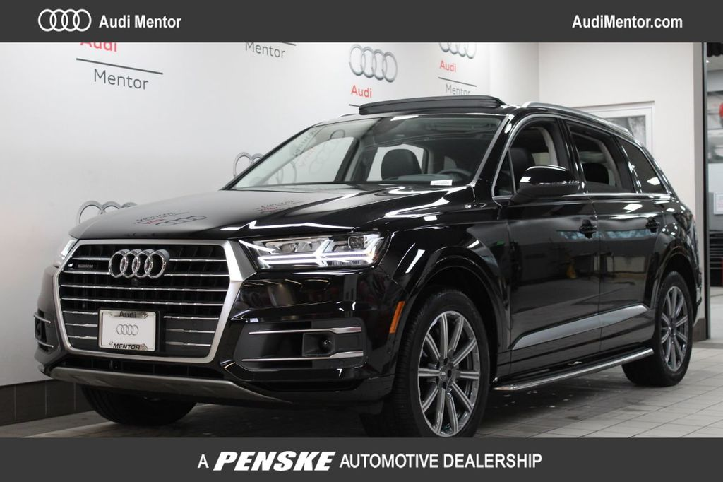Audi Suv Q7 >> 2019 Used Audi Q7 3 0 Tfsi Prestige At Penske Cleveland Serving All Of Northeast Oh Iid 18590383