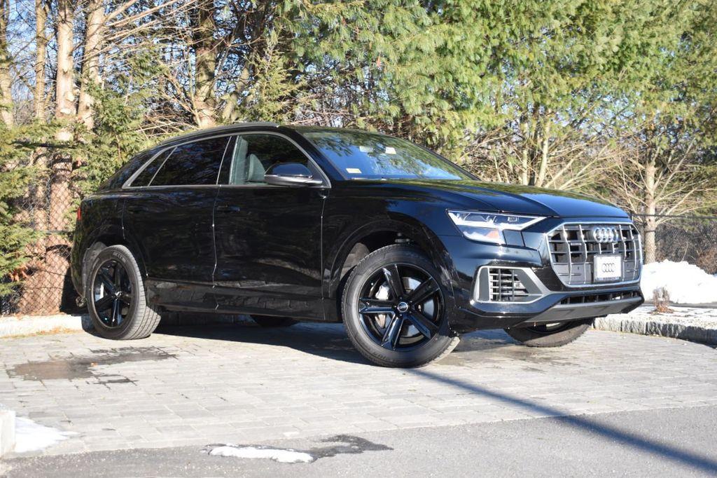 2019 Audi Q8 3.0 TFSI Premium - 18295136 - 4