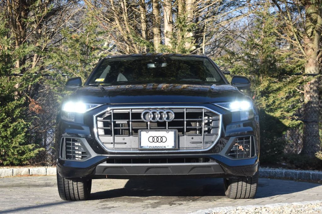 2019 Used Audi Q8 30 Tfsi Premium At Inskips Warwick Auto Mall