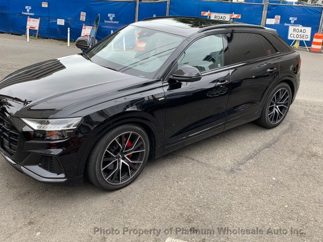 2019 Audi Q8 SUPER RARE YEAR ONE PACKAGE ONLY FULLY LOADED Q8 IN WASHINGTON  SUV for Sale Bellevue, WA - $94,998 - Motorcar com